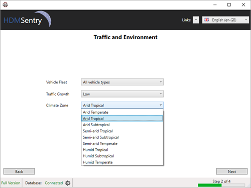 HDM-Sentry - Traffic and Environment